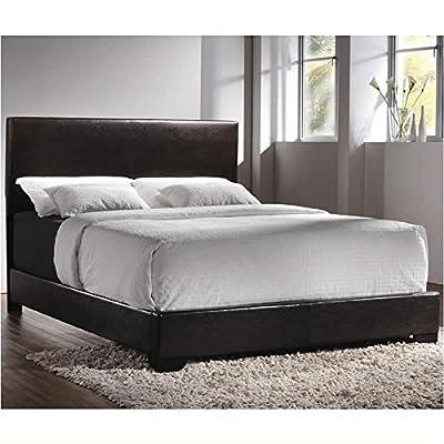 ioneyes fine furniture 300260q bed, queen