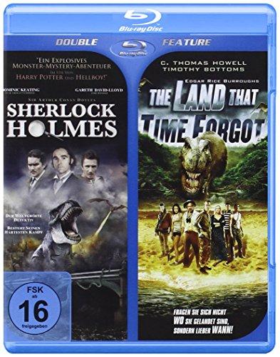 Sherlock Holmes / The Land That Time Forgot ( Sir Arthur Conan Doyle's Sherlock Holmes / Dinosaur Island ) [ NON-USA FORMAT, Blu-Ray, Reg.B Import - Germany ]