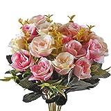 Gtidea-2pcs-Artificial-Flower-Bouquet-10-Heads-Silk-Spring-Roses-Arrangements-Bridal-Home-DIY-Garden-Office-Dining-Table-Wedding-Decor