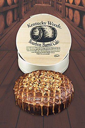Kentucky Woods Bourbon Barrel Cake by A Taste of Kentucky