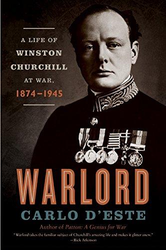Download Warlord A Life Of Winston Churchill At War 1874