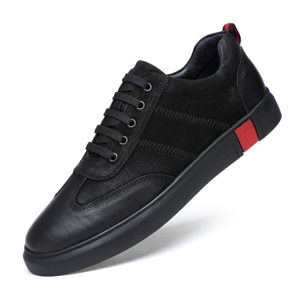 HPLL Schuh Männer Skate Schuhe, Schuhe, Schuhe, lässig Sport Business Schuhe schwarz niedrig, um Wilde Herbst Jugend Outdoor-Fitness-Schuhe 36-46 zu helfen b67ae7