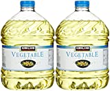 Kirkland Signature 100% Pure Vegetable Oil 3 qt.- 2 Count