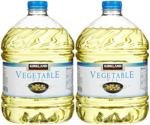 Kirkland Signature Vegetable Oil 2.84 L