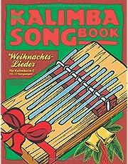 Książka gorgowska Kalimba: Piosenki bożonarodzeniowe na kalimbę w C