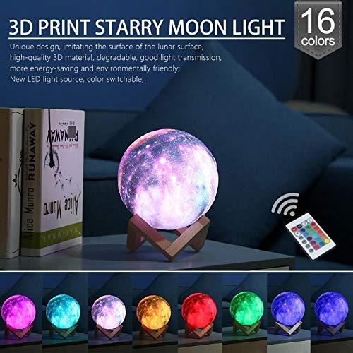 Noche proyector de luz de Navidad De impresión en 3D de la ...