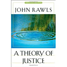 A Theory of Justice Original Edition