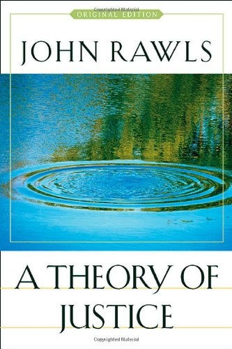 A Theory of Justice: Original Edition (Oxford Paperbacks 301 301)
