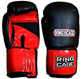Ring to Cage MiM-Gel Sparring Boxing Gloves