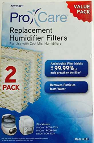 Replacement Humidifier Filter OFT813VP Humidifiers