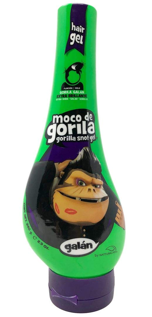 Moco De Gorila Gel Galan Strong Hold Molding Gel 8 (11.9 0z )
