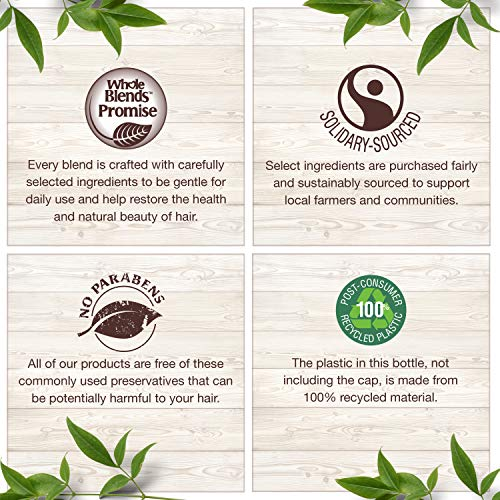 Vegan hair care products list