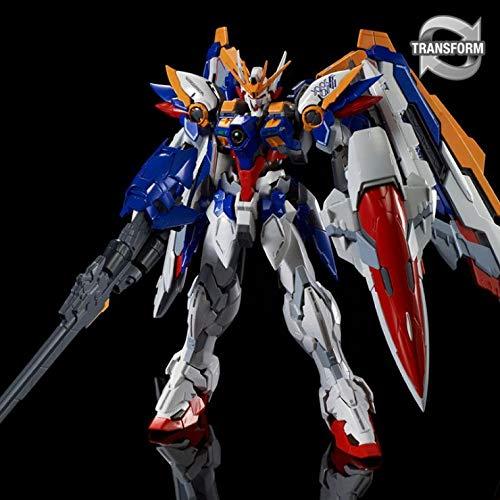 Bandai Hi-Resolution Gundam Wing: Wing Gundam EW Model