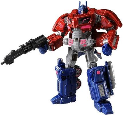 Transformers Optimus Prime Siège Guerre pour CYBERTRON Autobot Leader Class