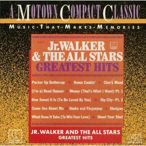 Greatest Hits: Junior Walker & All Stars (Jr Walker & The All Stars Greatest Hits)