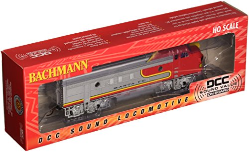 Bachmann Industries F7-A DCC Sound Value Equipped HO Scal...