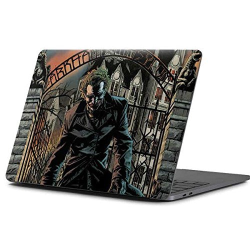 Skinit DC Comics The Joker MacBook Pro 15-inch (2016-17) Skin - Arkham Asylum - The Joker Design - Ultra Thin, Lightweight Vinyl Decal Protection