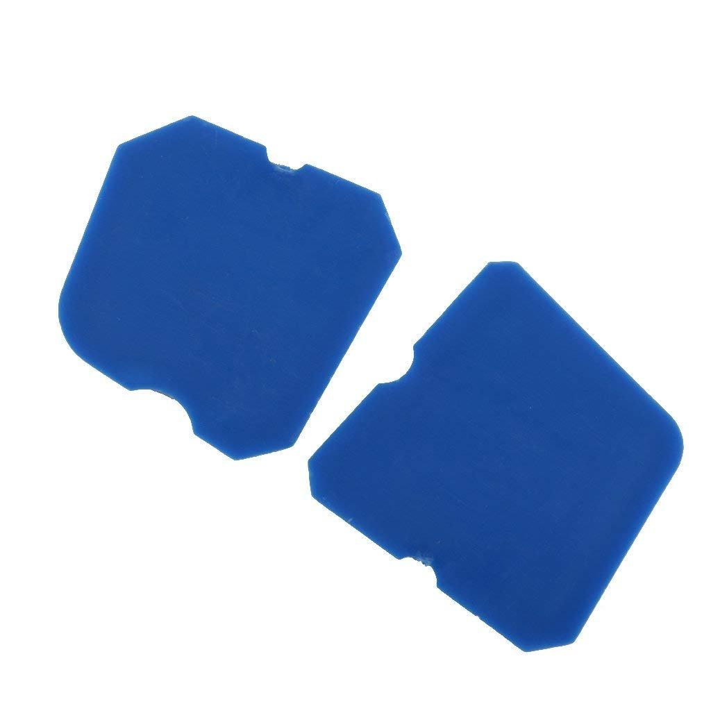 4 Unidades Juego de Herramientas de Silicona para Calcetines Color Azul TrifyCore