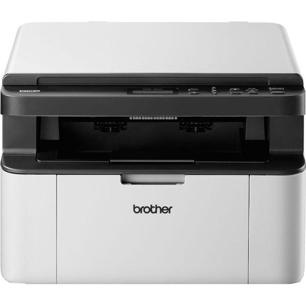 Brother DCP 1510 - Impresora Multifunción Blanco y Negro: Amazon ...