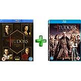 Tudors Complete First and Second plus Third Seasons 1 - 3 Box Set Bundle [Blu-Ray] [Region Free]