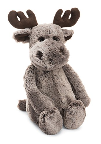 Jellycat Woodland Babe Moose, Medium, 12 inches