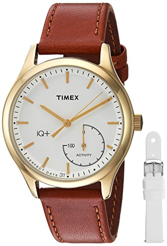 Timex Women's IQ+ Move Activity Tracker Smart Watch Set