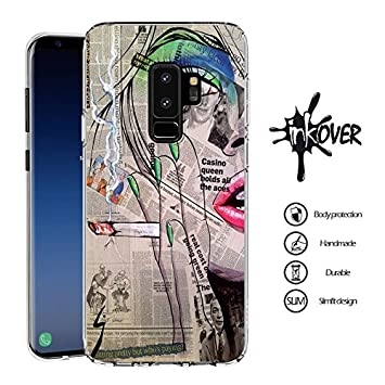 Carcasa Samsung Galaxy S9 Plus - inkover - Funda carcasa ...