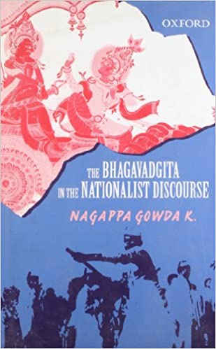 Book The Bhagavadgita in the Nationalist Discourse