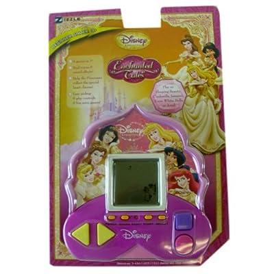Disney Princess game console- Princess Electronic handheld game: Toys & Games
