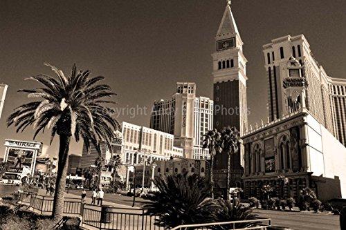 Venetian Hotel Photograph an 18