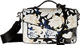Botkier Women's Cobble Hill Cross Body Bag, Cobalt Floral, One Size