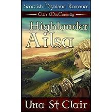Highlander Ailsa: Scottish Highland Romance - Clan MacConnelly