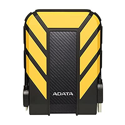 ADATA HD710 Pro IP68 Waterproof/Shockproof/Dustproof Ruggedized External Hard Drive from ADATA