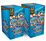 Blue Diamond Gluten Free Almonds, Bold Salt & Vinegar, 6 Ounce (Pack of 12)