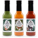 Queen Majesty Gift Set - Award Winning Sauces - All Natural