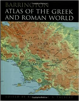 Barrington Atlas Of The Greek And Roman World Amazon Co Uk Richard