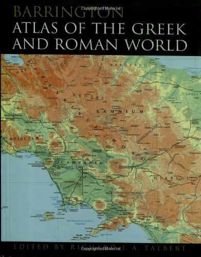 (Barrington Atlas of the Greek and Roman World)