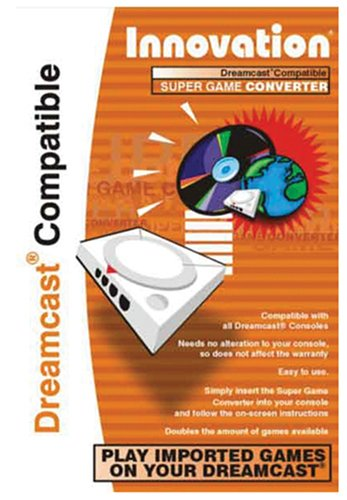 Innovation Dreamcast Super Game ...