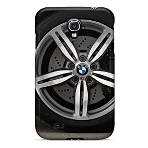 High Grade CaterolineWramight Flexible Tpu Cases For Galaxy S4 - Bmw M5 Touring Wheel Section by lolosakes