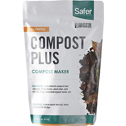 Safer Brand Ringer 3050 Compost