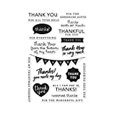Hero Arts CM135 Thank You Messages Photopolymer Stamps