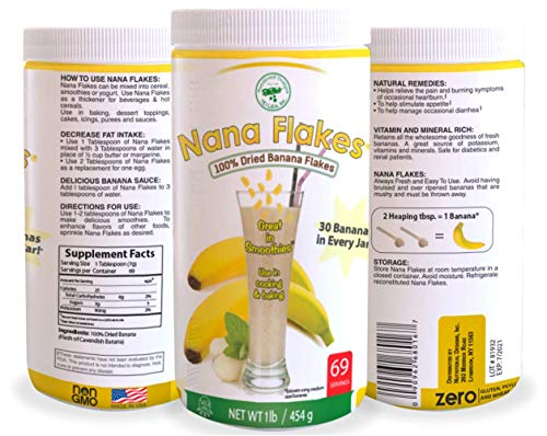 Nutritional Designs Nana Flakes