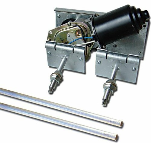 AutoLOC wiper2 Kit de alimentación de servicio pesado parabrisas limpiaparabrisas: Amazon.es: Coche y moto