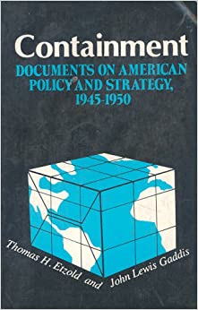 American policy of containment essay