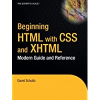 Beginning HTML with CSS and XHTML: Modern Guide and Reference (Beginning: from Novice to Professional)
