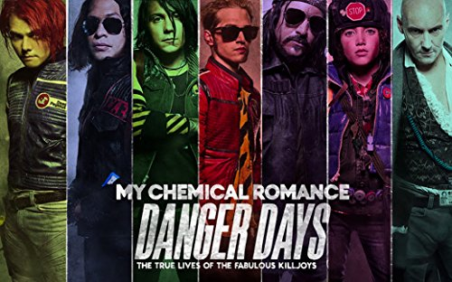 1 X My Chemical Romance poster by bribase shop