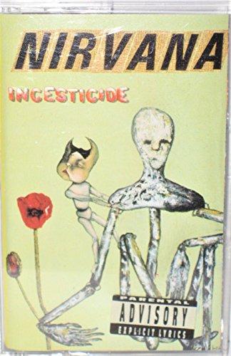 Nirvana - Incesticide Cassette - Tape Nirvana Cassette