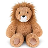 Vermont Teddy Bear Stuffed Lion - Lion Stuffed Animal, Plush Toy for Kids, Brown, 18 Inch