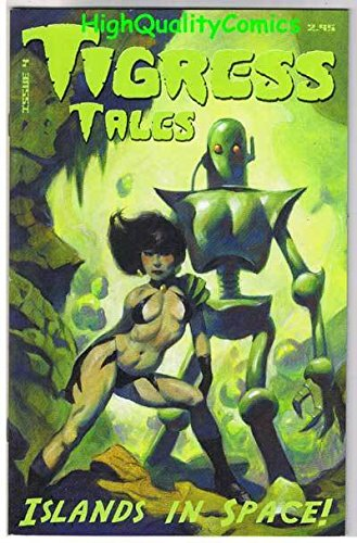 TIGRESS TALES #4, VF, Femme Fatale, Mike Hoffman, 2001, more indies in store -