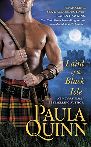 - Laird of the Black Isle (Highland Heirs Book 8)